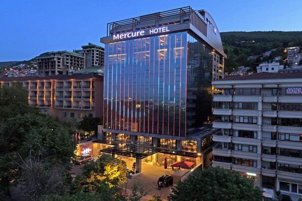فندق ميركيور بورصة