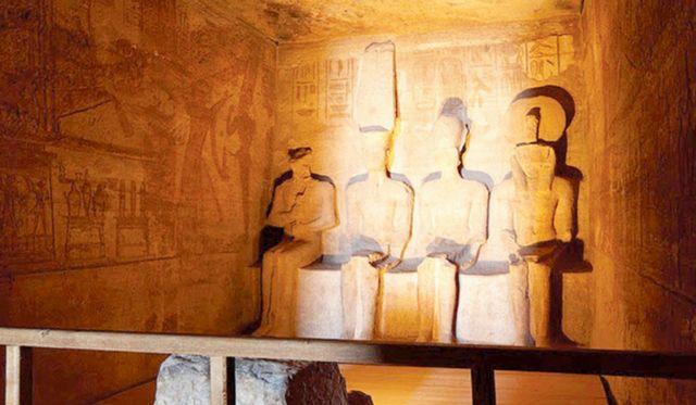 معبد حتشبسوت الاقصر