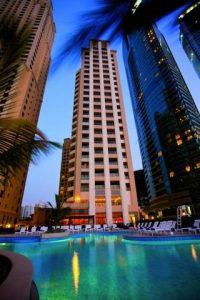 فندق موفنبيك جي بي ار مدينة دبي