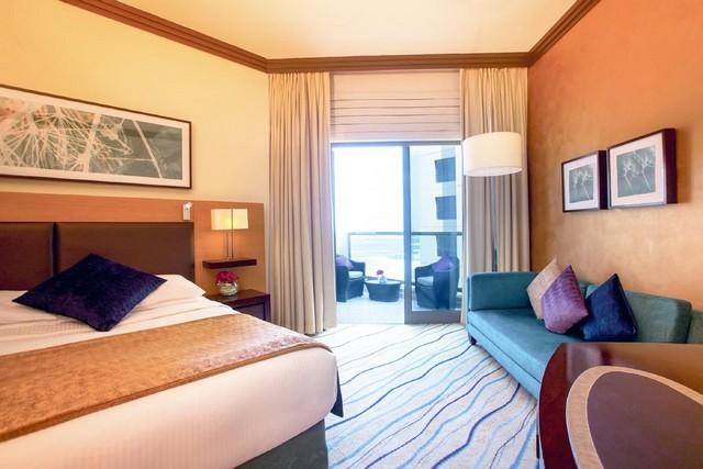 يتضمن فندق موفنبيك شاطئ الجميرا عدد مُتنوّع من الغُرف والأجنحة.