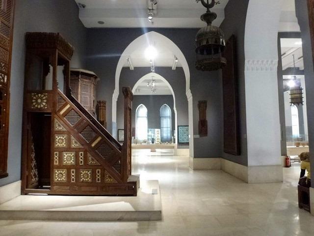 متحف الفن الاسلامي القاهرة