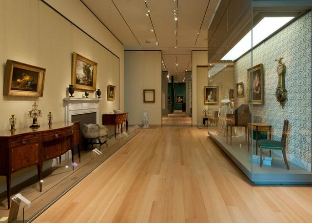 متحف الفنون الجميلة من أرقى متاحف الاسكندرية