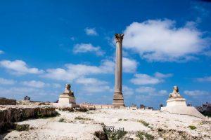 عمود السواري اسكندرية