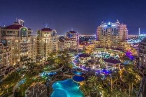 فندق المروج روتانا دبي