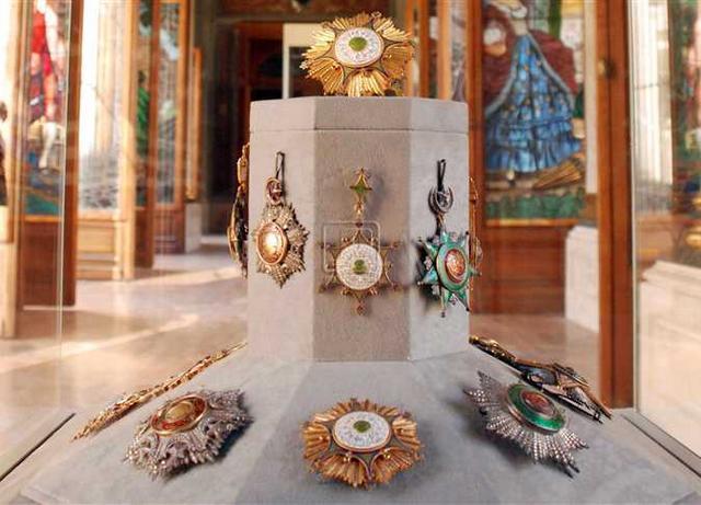 متحف المجوهرات الملكية واحد من أجمل متاحف الاسكندرية
