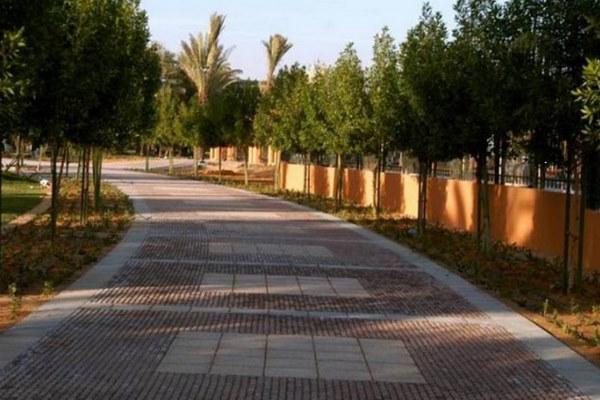 منتزه سلام في الرياض