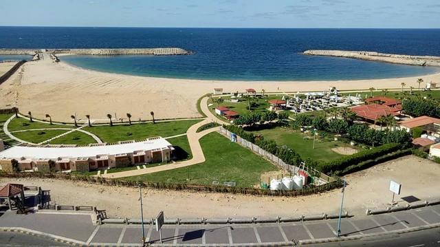 شاطئ سان ستيفانو الاسكندرية