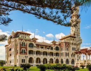 فندق شيراتون المنتزة مدينة الاسكندرية