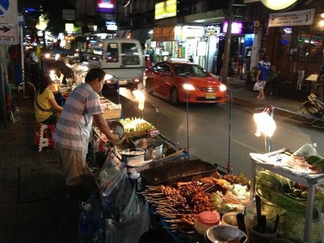 شارع العرب المتواجدة في بانكوك