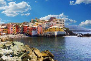 جنوة ايطاليا سياحة