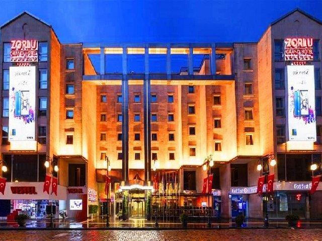 فنادق طرابزون 5 نجوم