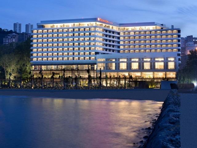 فنادق طرابزون المطلة على البحر