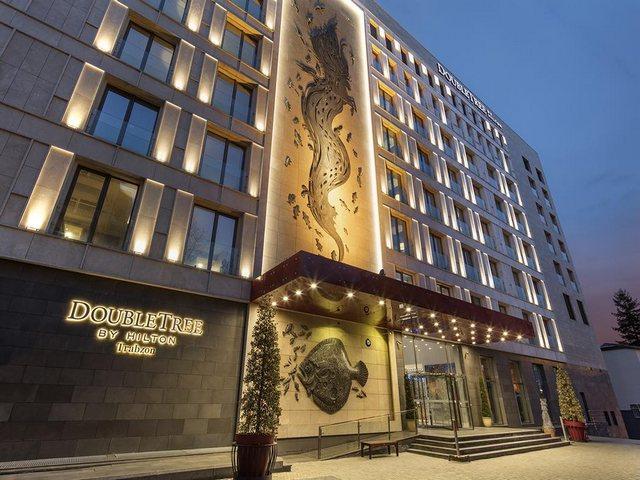 فنادق طرابزون مطلة على البحر في تركيا