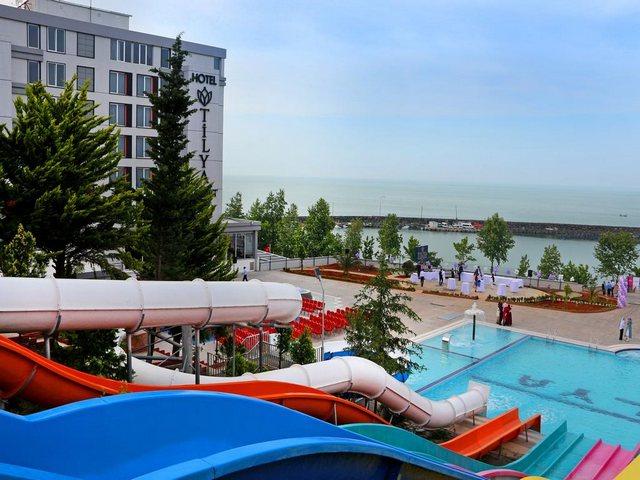 فنادق طرابزون المطلة على البحر تركيا