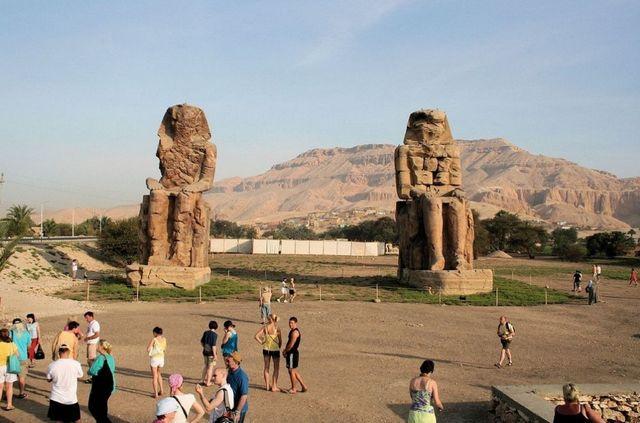 Valley of kings 5 - أشهر الاماكن السياحية فى الأقصر