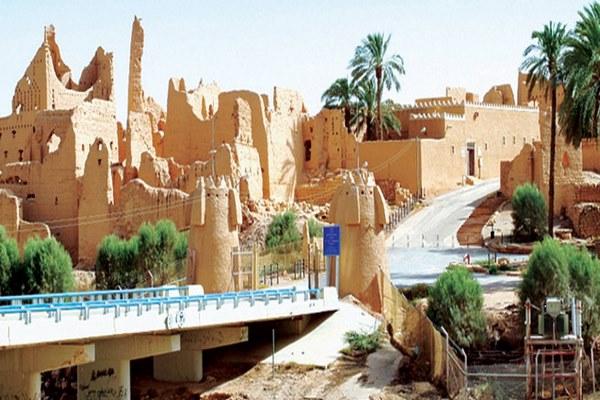 منتزه وادي حنيفة مدينة الرياض