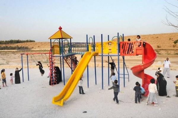 منتزه وادى حنيفة بمدينة الرياض