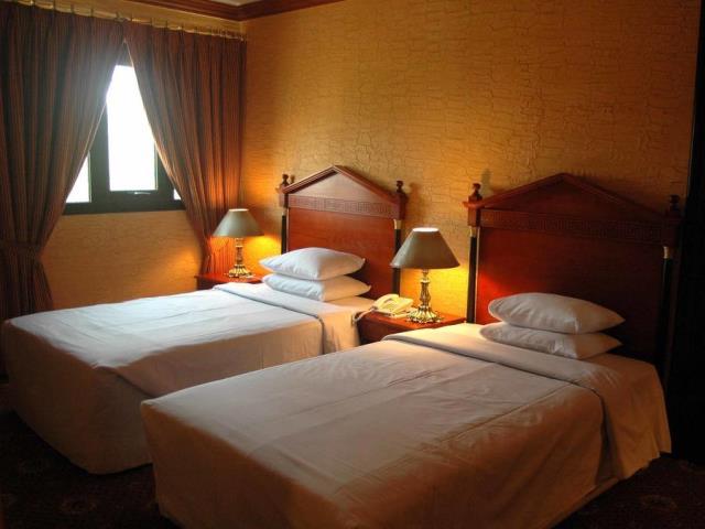 فندق السلمان ببريدة السعودية