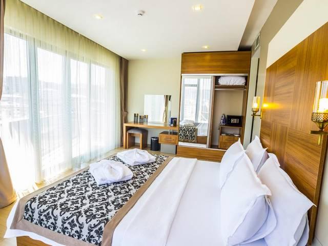 فندق اليشا طرابزون في تركيا