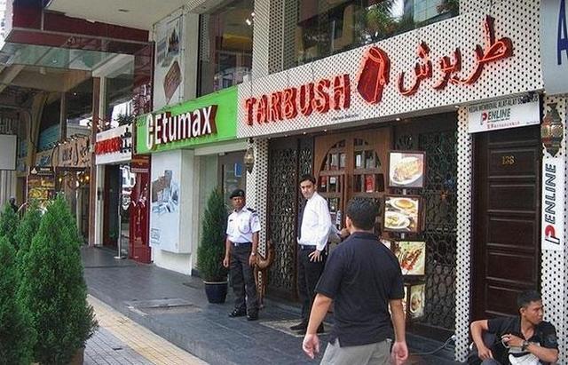 شارع العرب في كوالالمبور