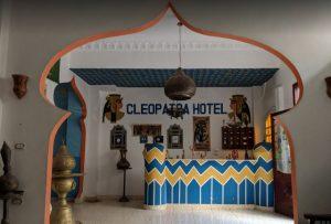 موقع فندق كليوباترا الاقصر