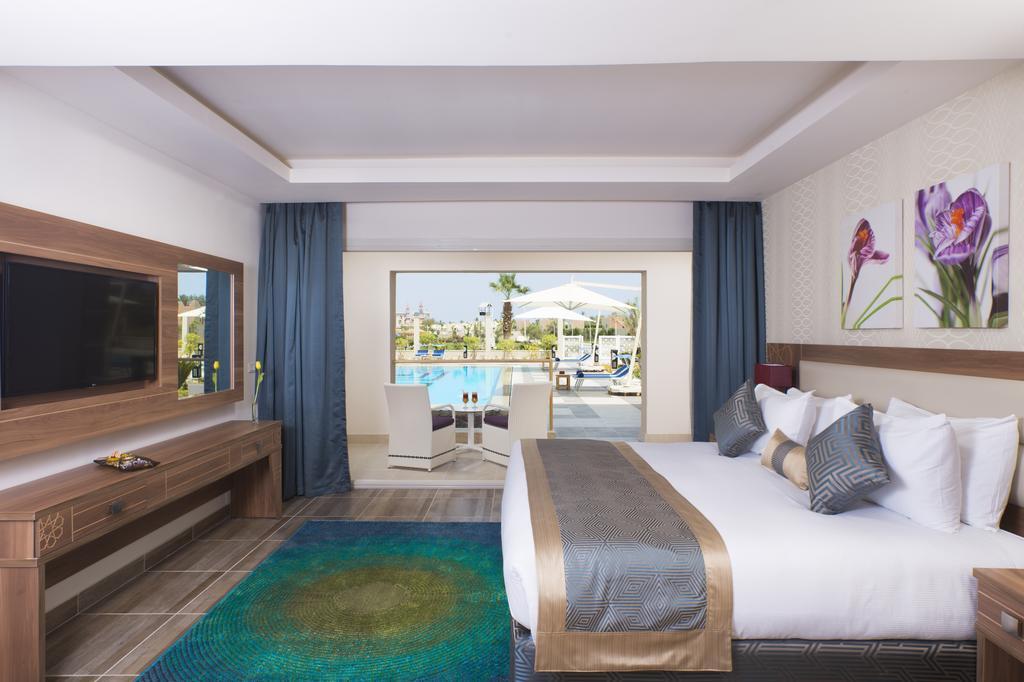 فندق الباتروس افضل فنادق الهضبة شرم الشيخ التي تمتلك ألعاب مائية.