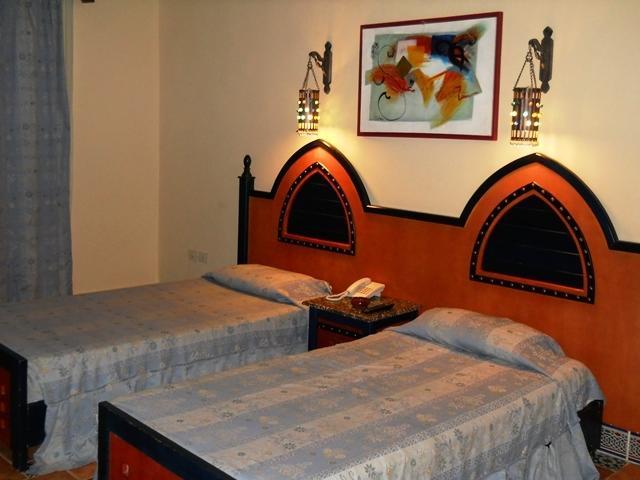 فندق الفراعنة هايتس شرم الشيخ