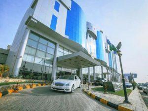 فندق جولدن توليب من افضل فنادق بريدة السعودية