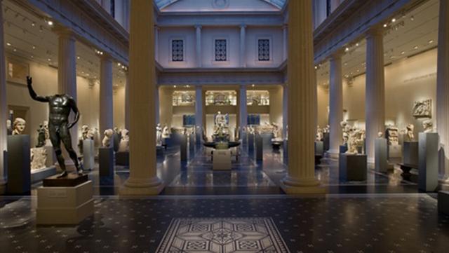 المتحف اليوناني الروماني هو واحد من افضل متاحف الاسكندرية
