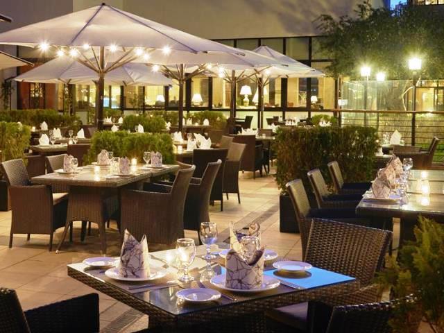 فندق انتركونتيننتال الأردن