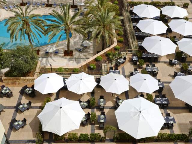 فندق انتركونتيننتال بالبحر الميت