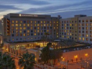 فندق انتركونتيننتال في البحر الميت