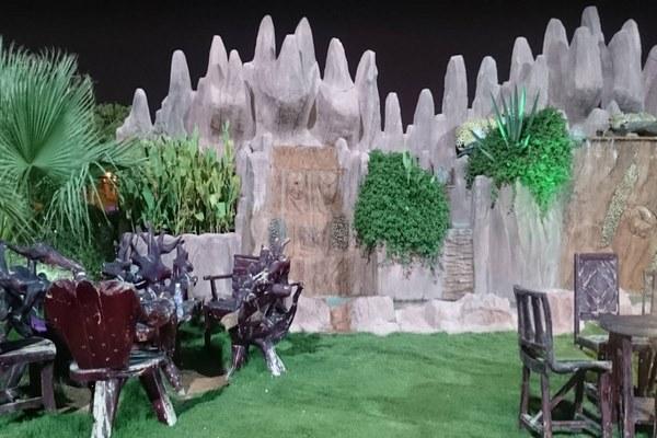 حديقة الملك عبدالله مدينة الرياض