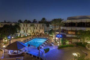 فندق لو باساج القاهرة