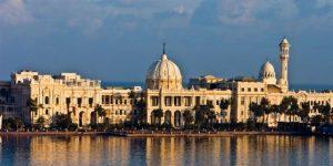 قصر راس التين من اهم معالم مدينة الاسكندرية السياحية