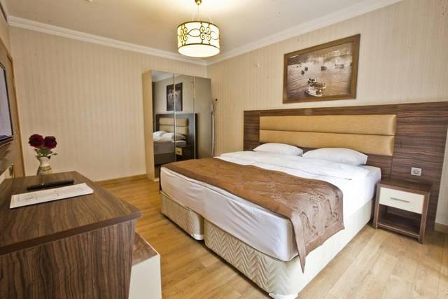 فندق باناجيا في طرابزون تركيا