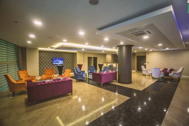 وصف فندق بارك سكوير في طرابزون تركيا
