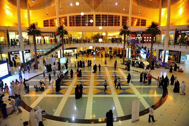 مولات الرياض من اهم الاماكن السياحية في الرياض
