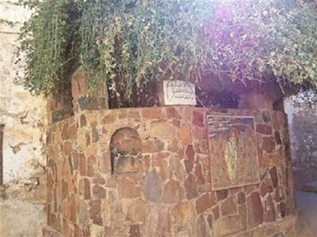 كنيسة سانت كاترين شرم الشيخ