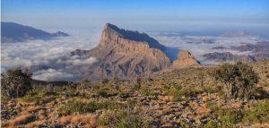 تقرير عن فندق جبل شمس في سلطنة عمان