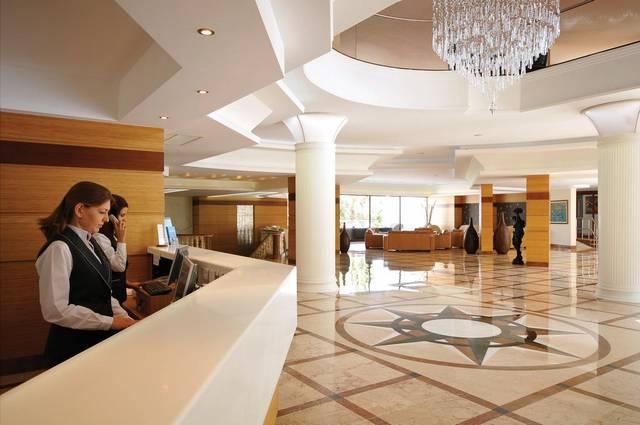 الإقامة في فندق سمارا بودروم تركيا