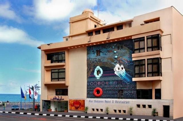 فندق سان جيوفاني في الاسكندرية