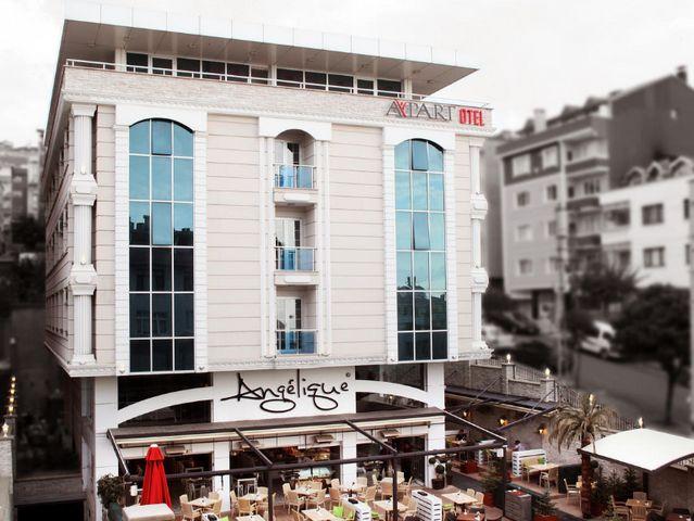 افضل فنادق ميدان طرابزون في تركيا