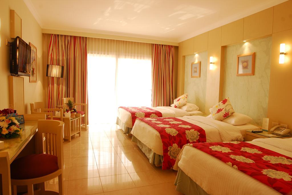 غرف فندق تروبيتال شرم الشيخ