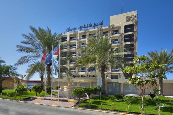 فندق شاطئ عجمان