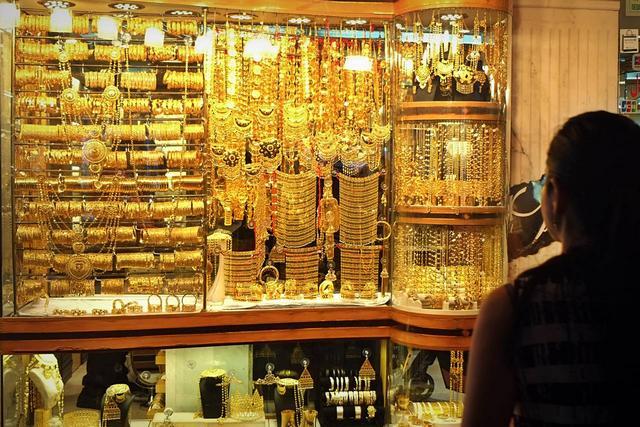 سوق ذهب عجمان
