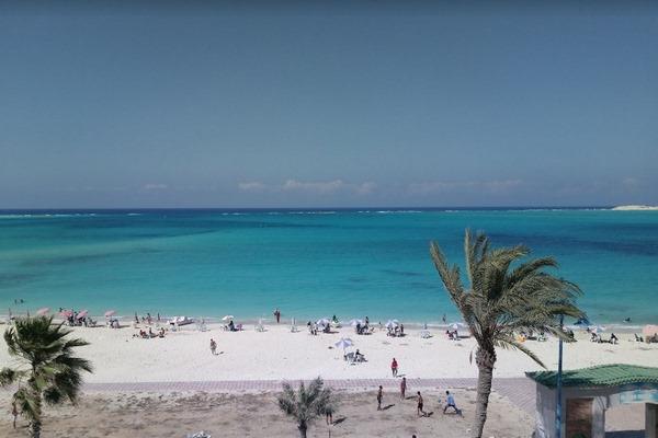 شاطئ الليدو مرسى مطرح
