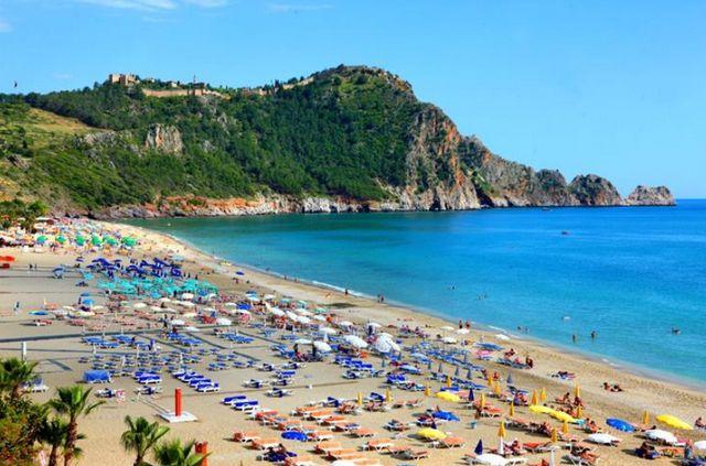 السياحة في انطاليا واجمل شواطئ في الانيا
