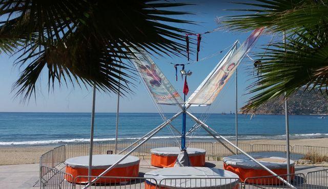 الشواطئ في الانيا انطاليا