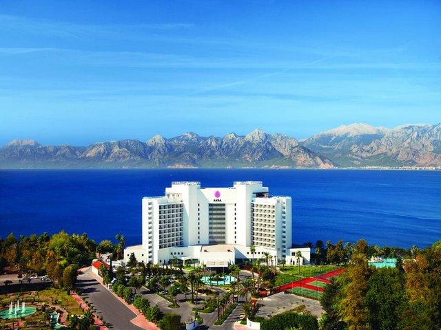 نستعرض من خلال تقريرنا هذا افضل فنادق انطاليا للعائلات